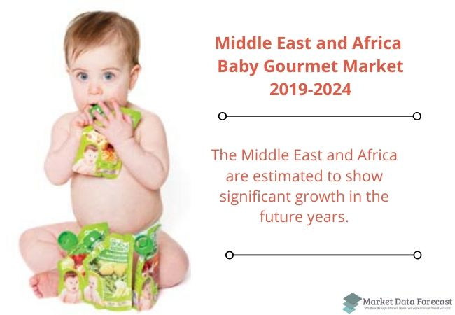 Middle East And Africa Baby Gourmet Market