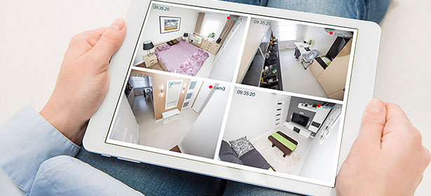 Smart Home Security Market by Market Data Forecast